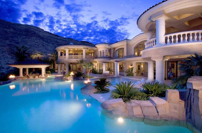 affitto ville di lusso